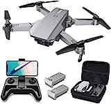 Tomzon D25 RC Drone con cámara 4K,...