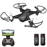 tech rc Mini Drone con Cámara, App WiFi...