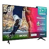 Hisense H50BE7000 - Smart TV 50' 4K...