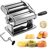Máquina para Hacer Pasta Fresca Manual...