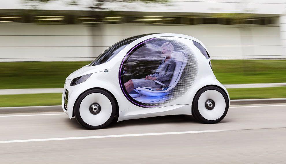 Coche futuro electrico