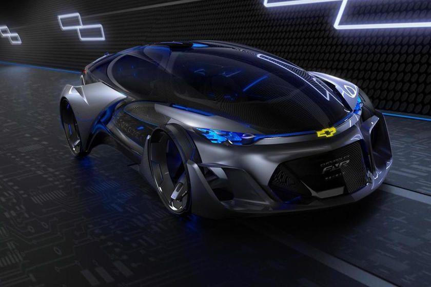coche del futuro 2030