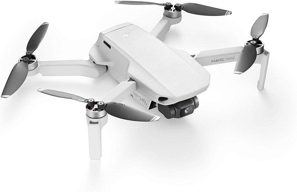 mejores drones con cámara baratos