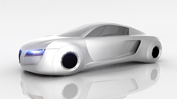 coche del futuro 2050