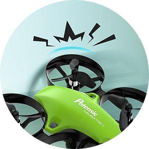 protección de dron
