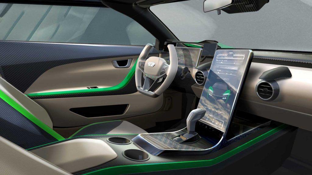 coches del futuro 2030