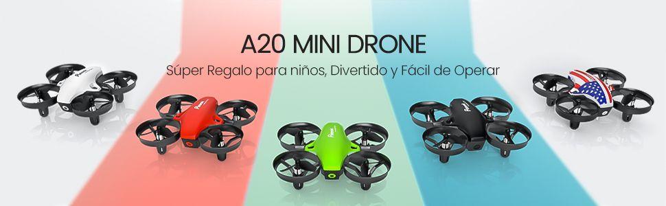 dron para niños potensic