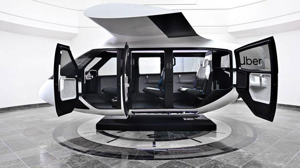 Taxi-volador-uber