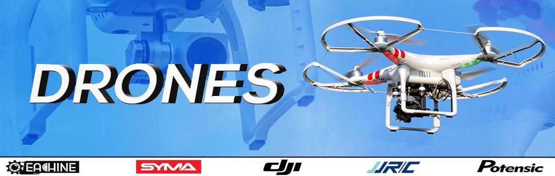 drones banner