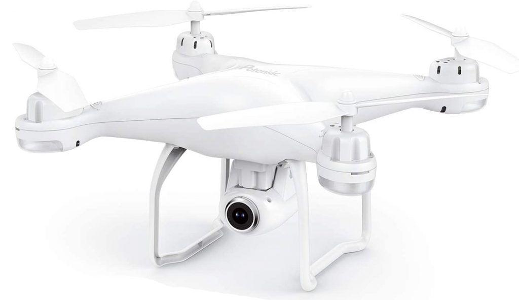 mejor dron con cámara HD