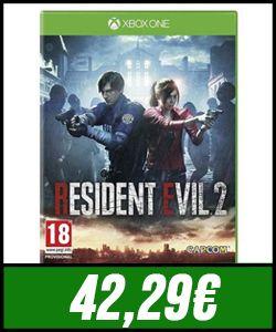 Resident Evil 2 xbox