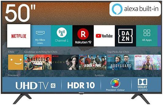 Smart TV más vendida