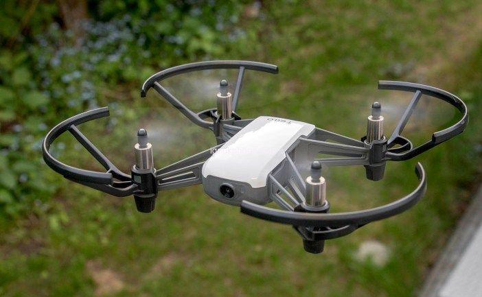 drone tello camara