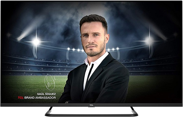 Smart TV controlada por voz