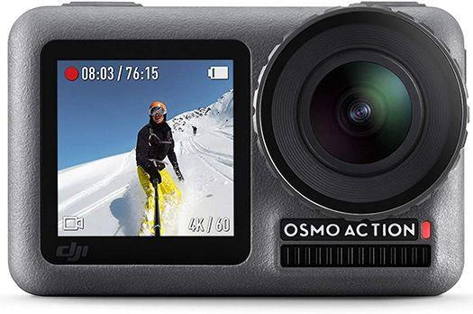 La cámara deportiva 4K mejor valorada