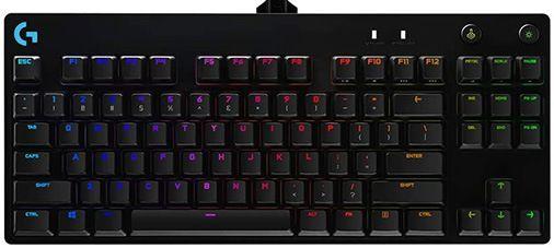 teclado gaming Logitech