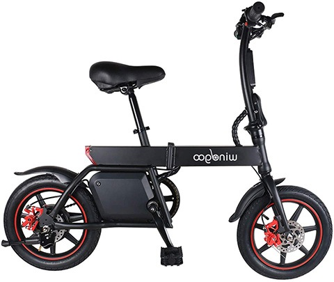 mejor bicicleta eléctrica plegable barata