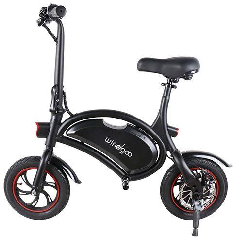 mejor bicicleta eléctrica plegable para niños