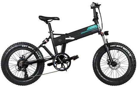 bicicleta eléctrica plegable con mejores ruedas
