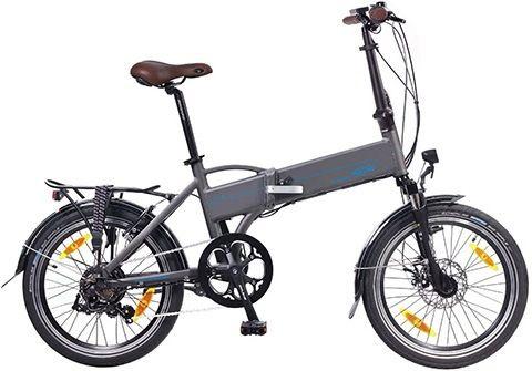 mejor bicicleta eléctrica plegable urbana