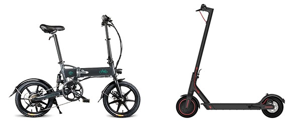 que es mejor patinete electrico o bicicleta electrica