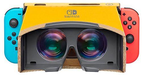 gafas VR Nintendo Switch