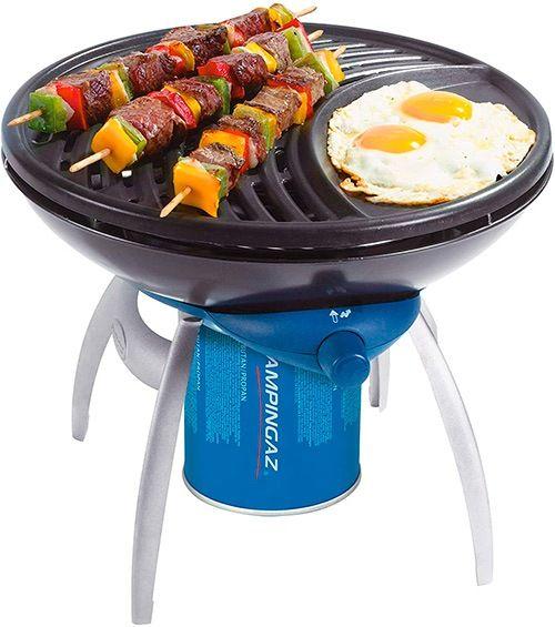 barbacoa portatil camping