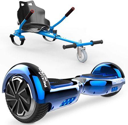 patinete electrico con asiento para niños