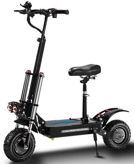 patinete electrico con asiento mejor valorado