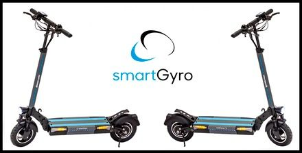 mejores patinetes smartgyro