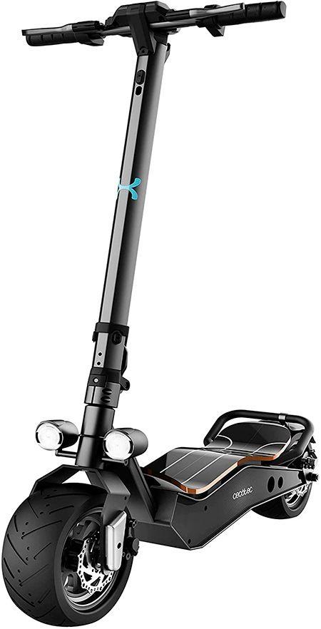 patinete electrico para adultos con rueda grande