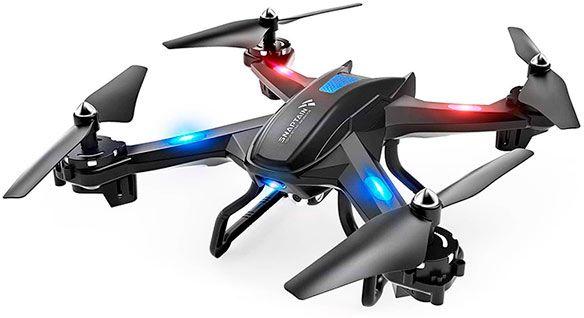 dron barato gps