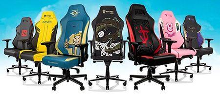 guía para comprar una silla gaming
