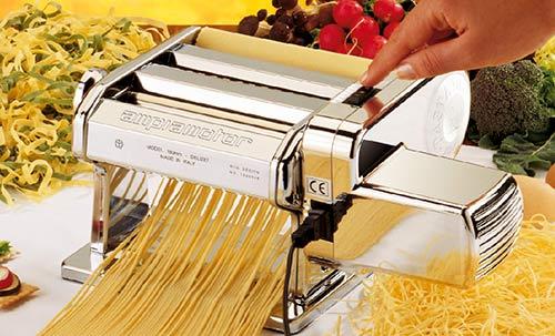 como elegir maquina de pasta