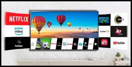 mejores smart tv