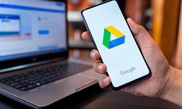 Pasar fotos del movil al ordenador con Google Drive