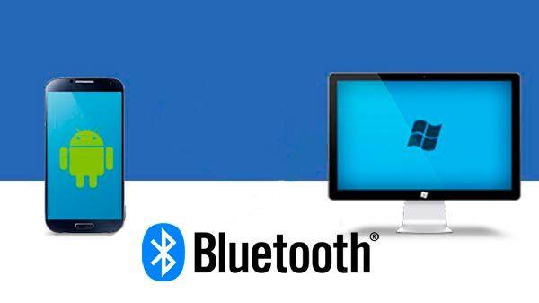 Pasar fotos del movil al ordenador por bluetooth