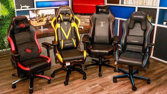 marcas sillas gaming baratas